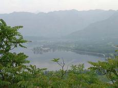 Озеро Дал, Шри Нагар, Кашмир