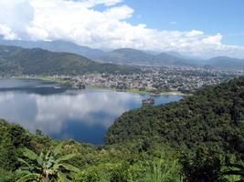 оз.  Пхева (Непал)
